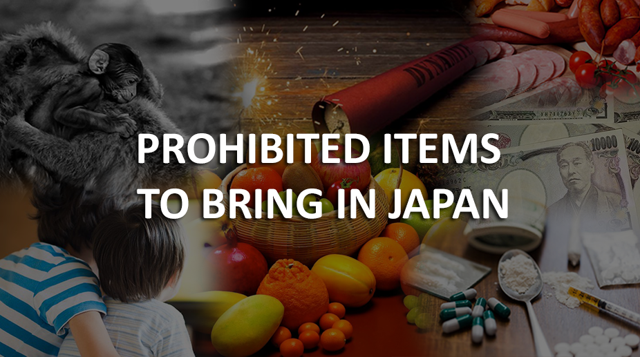Japan Prohibited Items